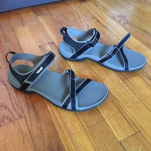 Teva Verra Sandal Black Sz 10